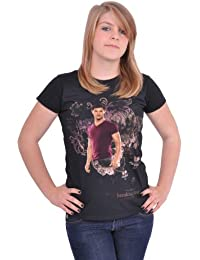 Twilight Révélation - T-Shirt Femme Jacob Breaking Dawn - Noir