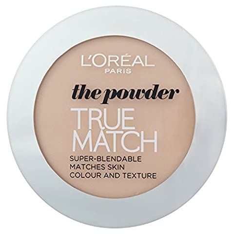 L'Oréal True Match Super Blendable Face Powder Rose Vanilla C2 Fond de Teint