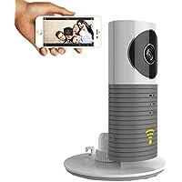 clever dog Sicurezza senza fili WiFi Telecamere/videocamera di sicurezza di sorveglianza con il P2P
