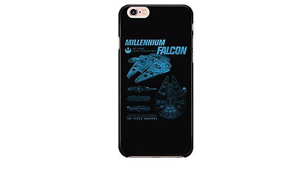 coque iphone 8 millennium falcon