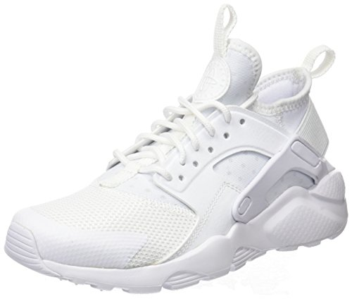 Nike Air Huarache Run Ultra GS, Zapatillas de Running para Niños, Blanco White/White/White 100, 37...