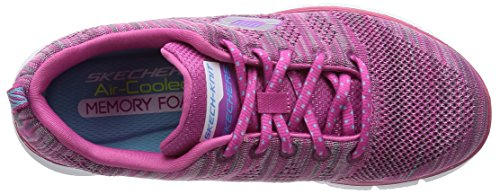 Skechers - Equalizer First Rate, Scarpe fitness Donna Pink