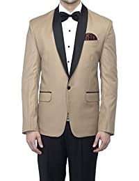 FAVOROSKI Men's Italian Fit Slim Fit Casual Blazer Tuxedo