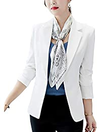 size 40 66765 0b18c Amazon.it: Giacca bianca - Giacche da abito e blazer ...