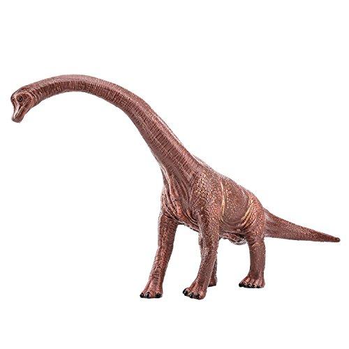 Dinosaurier Figur Spielzeug - Dunkelbraun ()