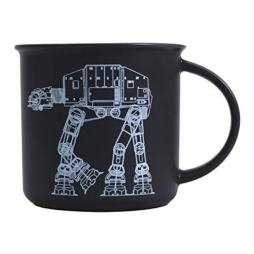Cuenco Desayuno Star Wars Ceramica Novel In Design;