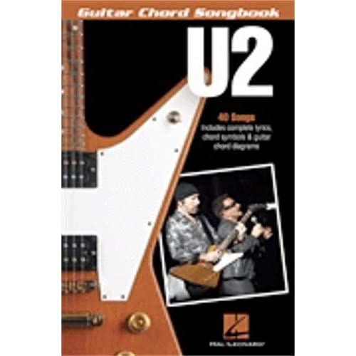 U2: Guitar Chord Songbook. For Chitarra