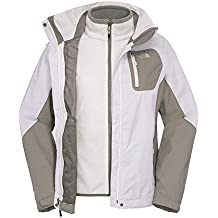 The North Face - ZENITH Triclimate JACKET W blanco blanco Talla:small