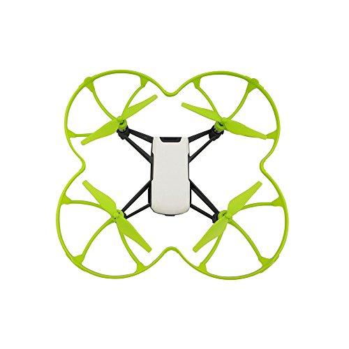 Propellerschutz Propeller Guards für DJI Tello Drohne, Ewendy Ersatzteile Zubehör für Drohne,Propellerblätter-Schutz für sicheren Flug (grün) (Propeller Guard)