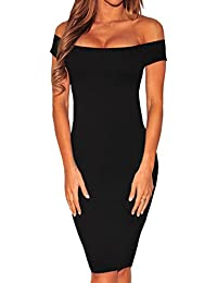 E-Girl S1161222 Deman Sexy Figurbetontes Party Kleid