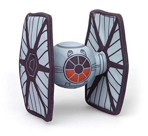 "Star Wars Super Deformed 7"" Plush Vehicle: Tie Fighter"