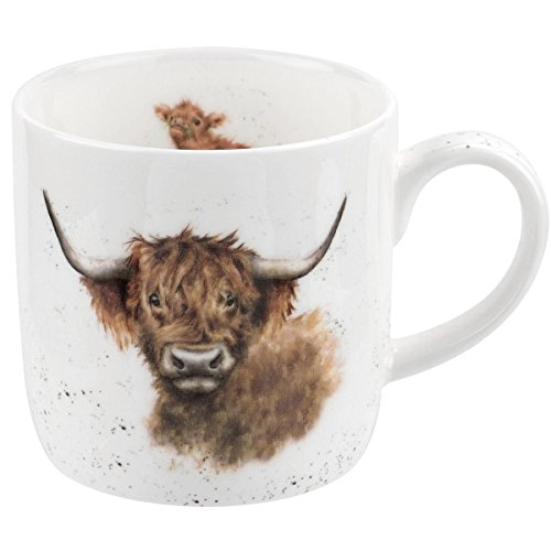 Wrendale Highland Cow (Cow)