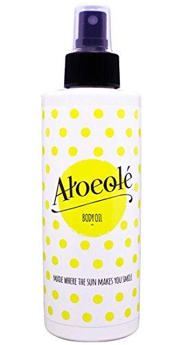 Aloeolé Öl Aloe Vera 100% Ökologisch 250 ml