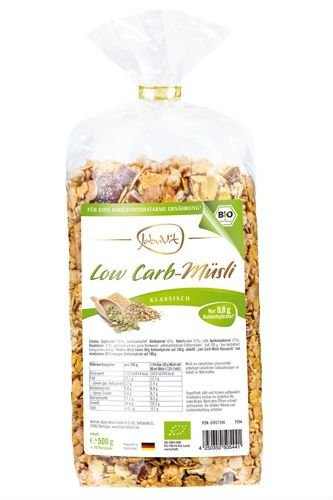 Jabuvit low carb di cereali 500g