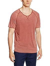 SELECTED HOMME Herren T-Shirt Shnburn Ss O-neck Tee
