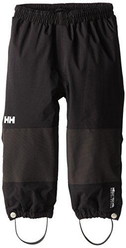 Helly Hansen Kid 's Rider Insulated Winter Ski Hose, unisex Mädchen, schwarz (Rider Jacket Insulated)
