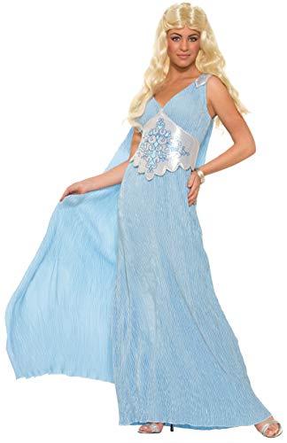 Forum Novelties AC575 Elegante Königin Mittelalterliches Kleid