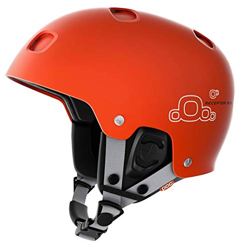 POC Receptor Bug, Casco da Sci Alpino Unisex-Adulto, Arancione (Iron Orange), M