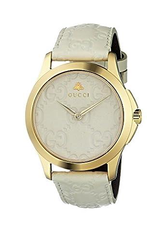 Gucci Damen-Armbanduhr YA1264033