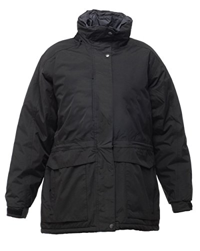 Regatta Hommes Darby II Imperméable Veste Isotherme - Black/Seal Grey