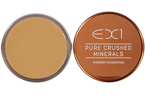 EX1 Cosmetics, Fondotinta compatto in polvere minerale, N. M300