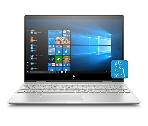 """HP ENVY x360 15-cn1016nb Argent Ordinateur portable 39,6 cm (15.6"""") 1920 x 1080 pixels Écran tactile 1,8 GHz Intel® CoreTM i7 de 8e génération i7-8565U"""