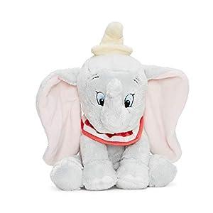 JRhong Plush Toy Disney Classic Dumbo - Peluche (25 cm) Unisex Infantiles