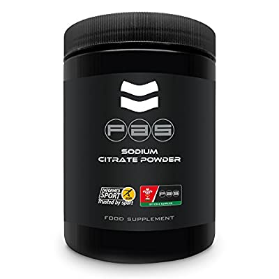 Pro Athlete Supplementation 500 g Sodium Citrate Powder from Pro Athlete Supplementation