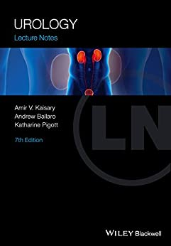 Urology (lecture Notes Book 85) por Amir V. Kaisary epub