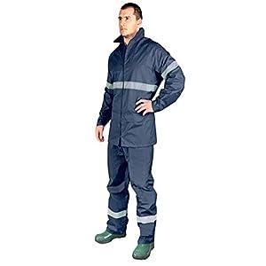 Reis kpl-Rainer_Gxl – Kit de protección contra la lluvia, talla XL, color azul oscuro