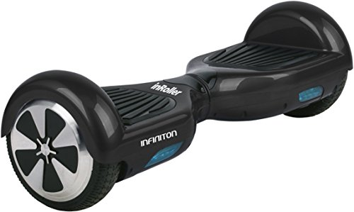 "Infiniton InRoller 2.0 Patinete Eléctrico Hoverboard 6"" - Negro"