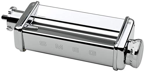 SMEG Batidora Mezclar Accesorio procesador de Alimentos SMPR01, Aluminio, Cromo