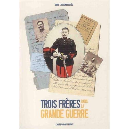 Trois frères dans la Grande Guerre