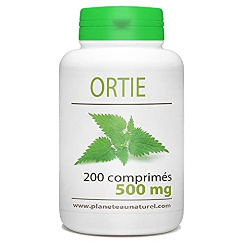 Ortie - 500 mg - 200 compimés