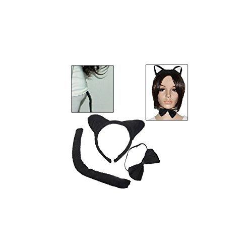 Partyline 43517 Katzenset schwarz