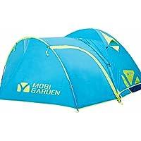 Outdoor-Camping-Zelt Campingausrüstung windproof regen Vorzelt Zelt paaren Halle