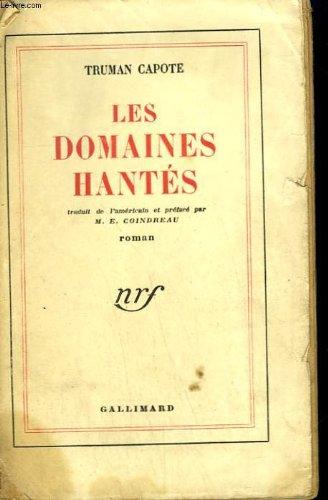 Les Domaines Hantes [Pdf/ePub] eBook