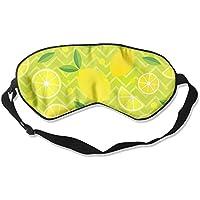 Yellow Lemon Artistic Illustration Sleep Eyes Masks - Comfortable Sleeping Mask Eye Cover For Travelling Night... preisvergleich bei billige-tabletten.eu