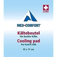 med-comfort 4 Stück Kälte Sofort 15 x 17 cm Kompressen Kühlkompresse Sportkompresse Kaltkompresse Eiskompresse... preisvergleich bei billige-tabletten.eu