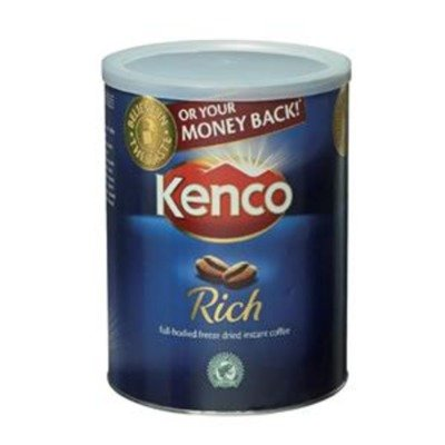 53977X - Kenco Really Rich Instant Coffee Tin 750g from Kenco