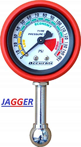 Jagger Portable Type Connector Pressure Guage