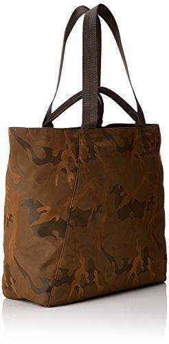 BognerTwist - Borsa a mano Donna Multicolore (Camouflage)