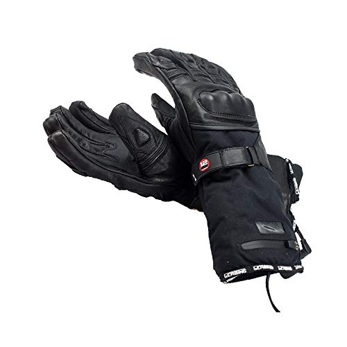 Gants chauffants Gerbing XR-12 noir