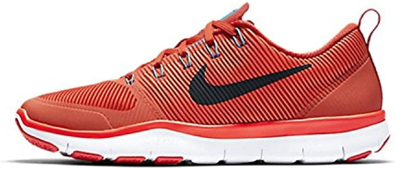 Nike Men's Free Train Versatility Running Shoes, Rojo, 45.5 D(M) EU/10.5 D(M) UK