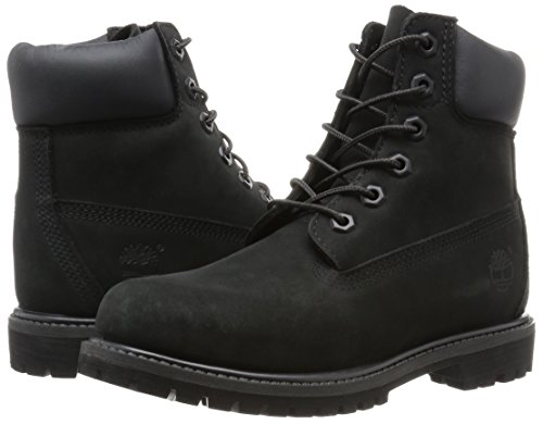 timberland damen 6 6in premium boot w kurzschaft stiefel. Black Bedroom Furniture Sets. Home Design Ideas