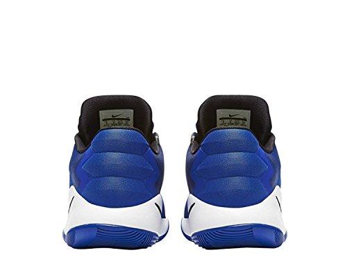 Nike Nike Hyperdunk 2016 Low, espadrilles de basket-ball homme Azul (Azul (game royal/black-white))