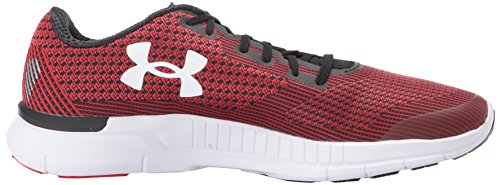 Under Armour Charged Lightening Chaussures de course pour homme Sports Sneakers Trainers Blue red