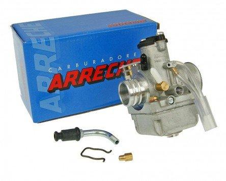 Carburateur ARRECHE 19mm - Piaggio-Zip SSL 50 TT AC 92-96 SSL1T