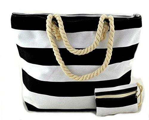 strandtasche-streifen-marine-strandtasche-shopper-badetasche-schultertasche-beach-bag-schwarz2