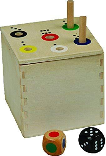Spiel: Ab in die Box (Würfel-box-spiel)